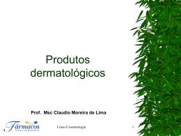 Produtos Dermatológicos