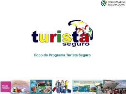 ASSISTUR - FOCO TURISTA SEGURO