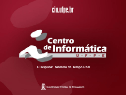1 - ABS - Centro de Informática da UFPE