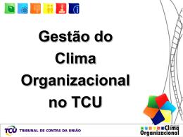 Clima Organizacional - ABRH-DF