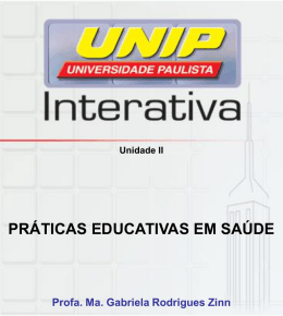 Pedagogia do condicionamento Resposta