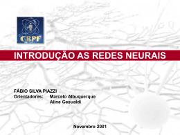 Introdução as Redes Neurais