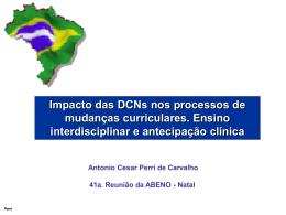 Impacto das DCNs