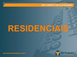 USO CORRETO DE ELEVADORES Portas