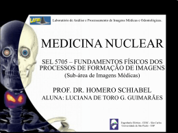 MEDICINA NUCLEAR - Universidade do Minho