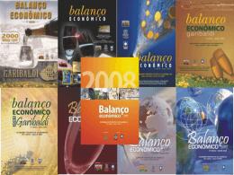 Balanço Econômico de Garibaldi [2008]Tamanho