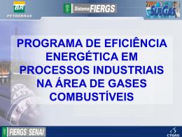 Apresentação Projeto Eficiência Energética