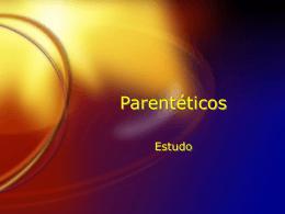 Parentéticos