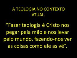 teologia - Grupo Ayres & Associados