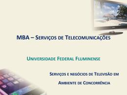 Slide 1 - Departamento de Engenharia de Telecomunicações