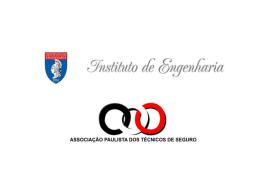 Regulação de sinistros - Instituto de Engenharia