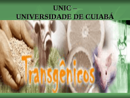 trangeníase - Direito Ambiental