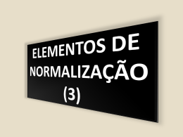 A vírgula - Universidade de São Paulo