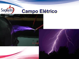 campo elétrico E