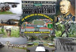 EXERCITO BRASILEIRO - Polícia Militar do Maranhão.