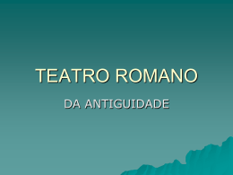 teatro_romano - WordPress.com