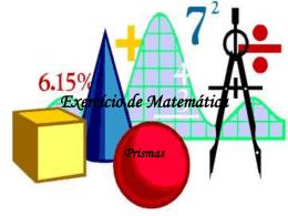 Exercício de Matemática