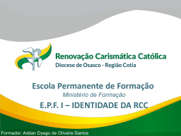 Ensino 5 - Rcc Cotia