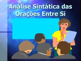 Análise Sintática .