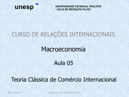 AULA 5 - Unesp