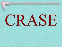 Crase - Webnode
