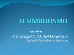 O SIMBOLISMO