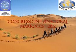 Congresso Internacional Marrocos 2012