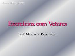 Exercícos_vetores