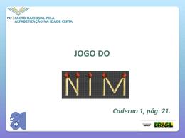 jogo NIM