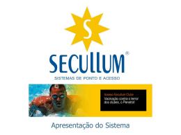 ACESSO SECULLUM Academia