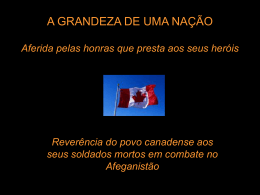 Herois canadenses