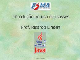 Introdução ao uso de classes - Algoritmos Genéticos, por Ricardo