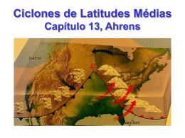 Ciclone de latitudes médias
