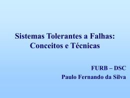 PalestraTFv2 - Departamento de Sistemas e Computação