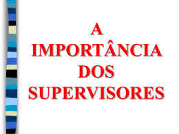 supervisores