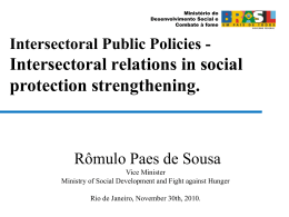 Social Protection System in Brazil
