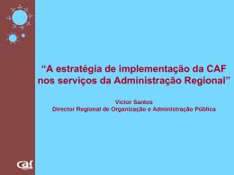 Apresentação( 454KB) - Vice-Presidência do Governo Regional dos