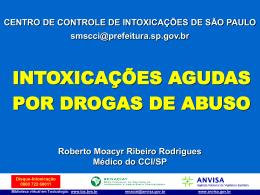 Intoxicação por drogas de abuso 3