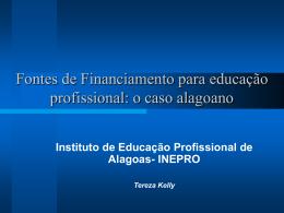 Instituto de Educação Profissional de Alagoas