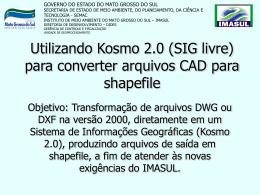 DWG_DXF_SHP_KOSMO20 - Sisla