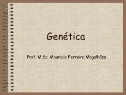 Genética - Universidade Castelo Branco