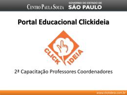Apresentacao Equipe Clickideia Coordenações Agosto 2010