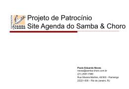 Apresentacao Empresas Petrobras