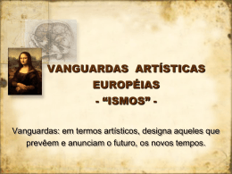 Vanguardas Européias (2067968)