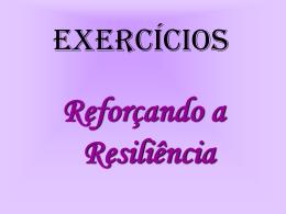 DOWNLOAD – Exercícios de resiliência