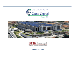 The Caixa Empreender+ VC Fund