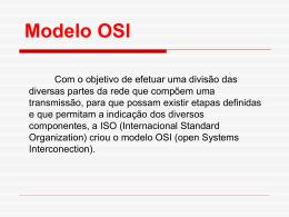 Modelo OSI Básico
