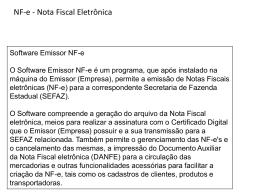 Apresentação NFe