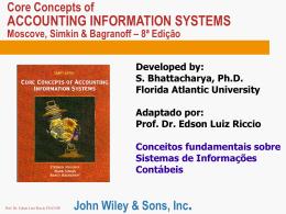 O Sistema de Informações Contábeis