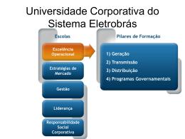 Universidade Corporativa do Sistema Eletrobrás